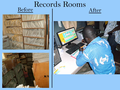 Records rooms