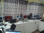 AKVO RSR TRAINING FOR C4C EDUCATION GHANA PARTNERS