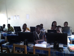 ICT training for Teachers in Gambaga Presby JHS