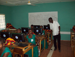 St. Clares Voc. School undertaking ICT training